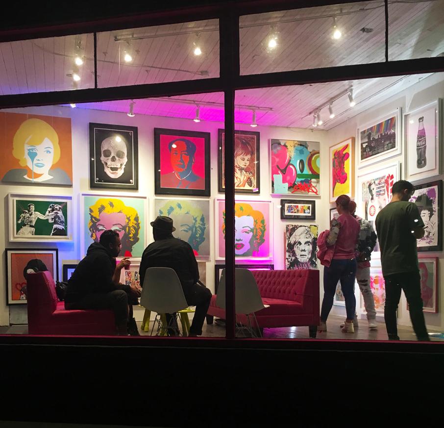 Struck-Gallery-exhibit-interior-view-through-window