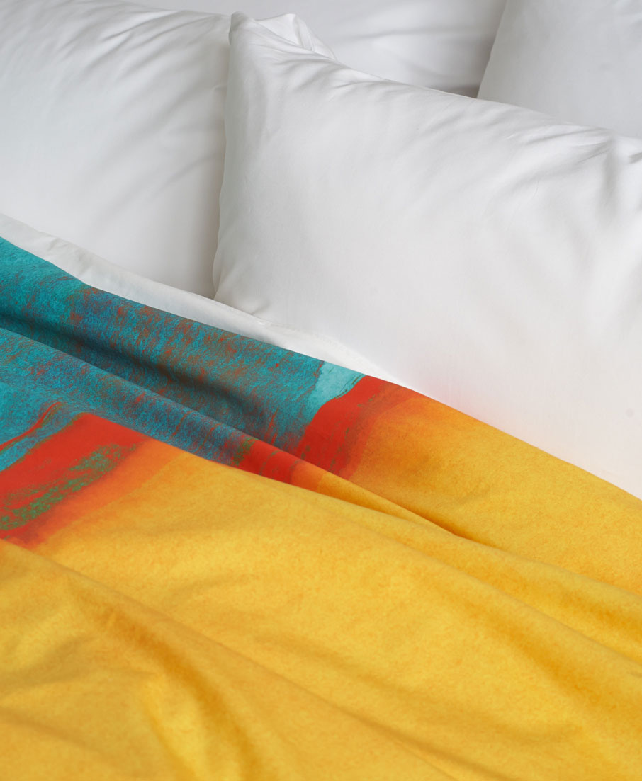 Detail-of-ZayZay-quality-bed-linen-with-Moroccan-Monday