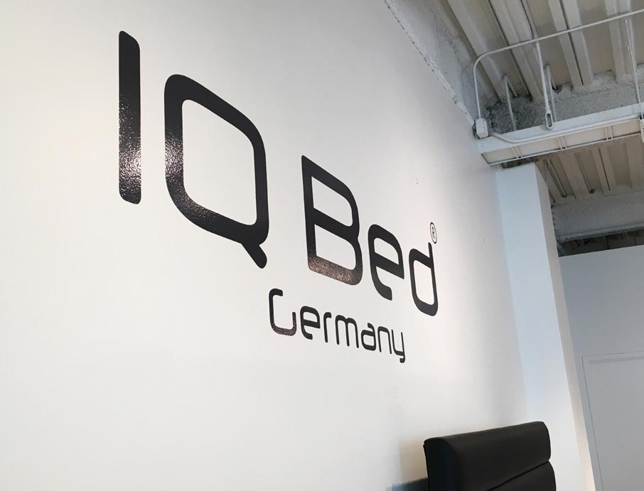 IQ-bed-Germany-signage-at-Mercatus-showroom-High-Point-Market