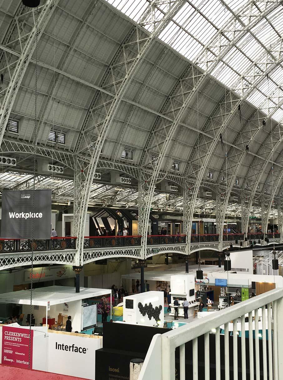 London-Design-Festival-cross-section-interior-Olympia-exhibition-centre