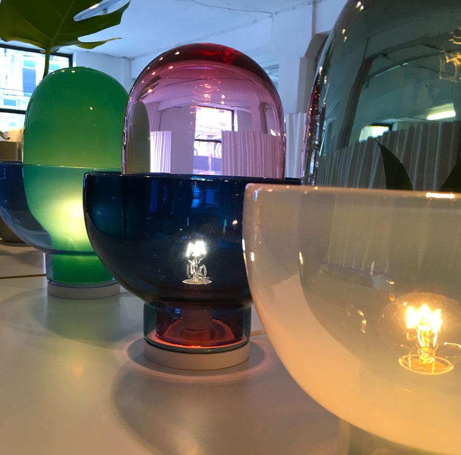 London-Design-Festival-lighting-in-large-glass-bowls