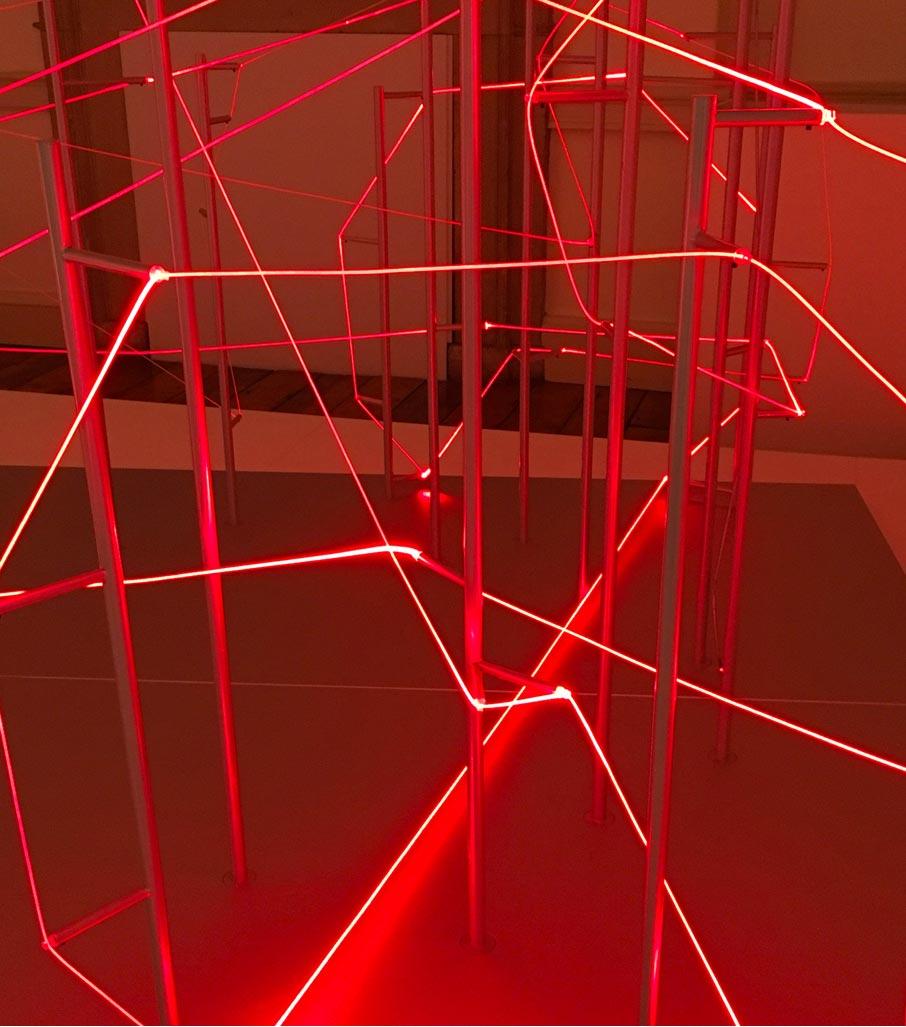 London-Design-Festival-neon-red-tubular-lights