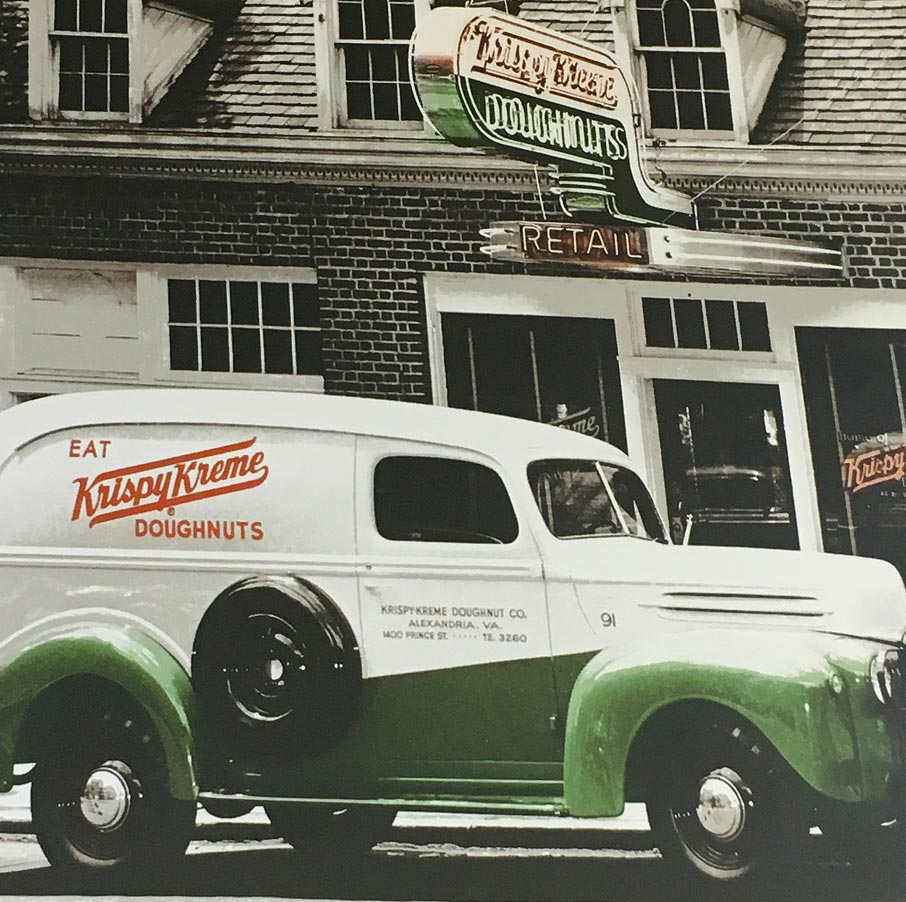 Original-Krispy-Kreme-donut-shop-in-Winston-Salem
