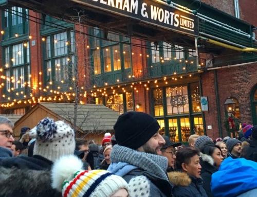 ZayZay Pop-Up Shop Returns to Arta Gallery for the Distillery's 2017 Toronto Christmas Market
