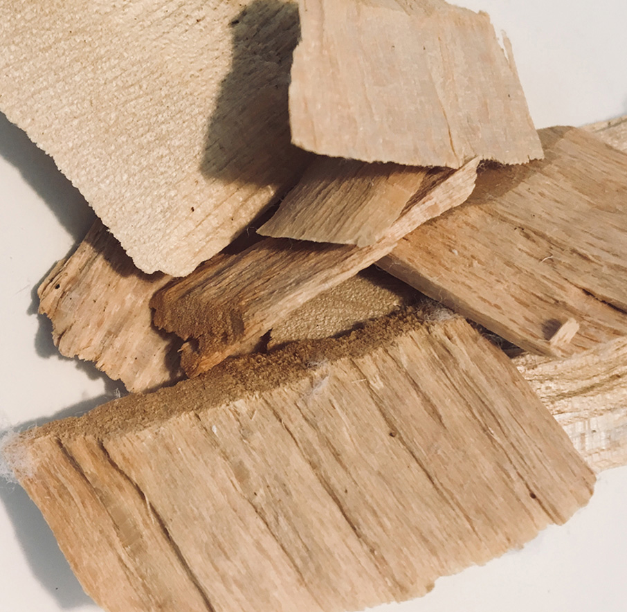 ZZ-B-NYC-Javits-Texworld-woodchip-samples