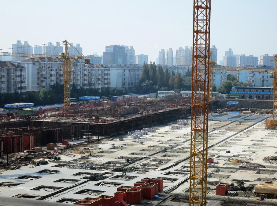 ZZ-B-Shanghai-Pudong-Hotel-massive-construction-project-view-from-room