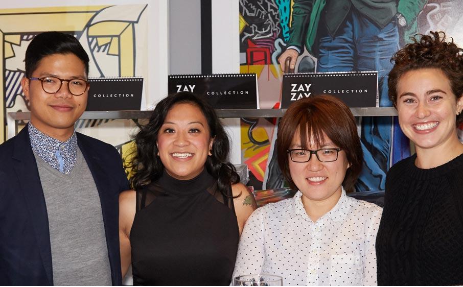 ZZ-B-ZayZay-Launch-team-members-ready-to-greet-guests