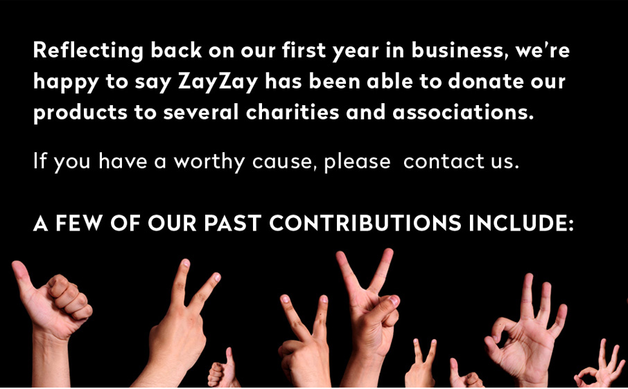 ZayZay-donates-to-Toronto-Association-of-the-Deaf-hands-representing-sign-language