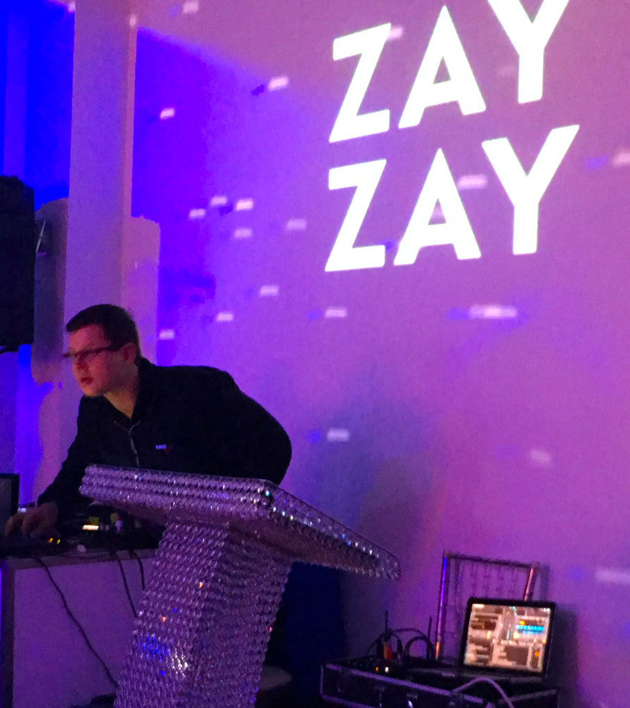 ZayZay-featured-at-Grand-Winter-Ball-with-DJ-playing-music