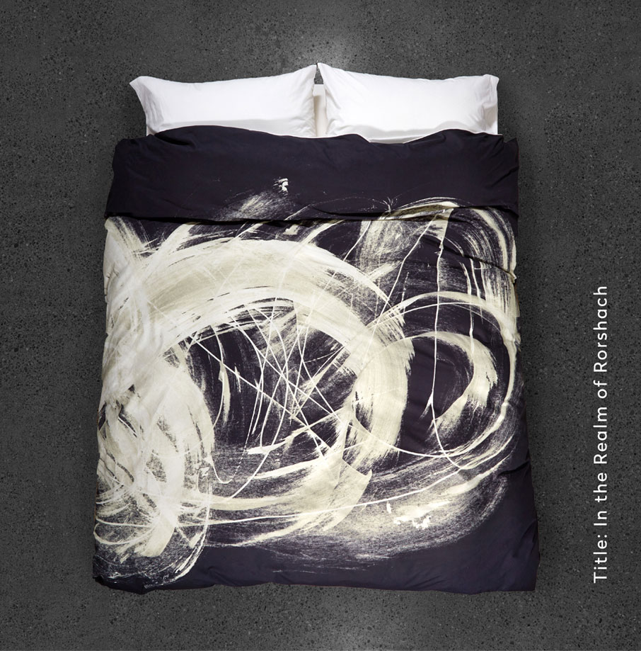 ZayZay-top-view-of-duvet-cover-design-in-the-Realm-of-Rorshach